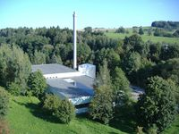 General view of the reconstructed heating plant